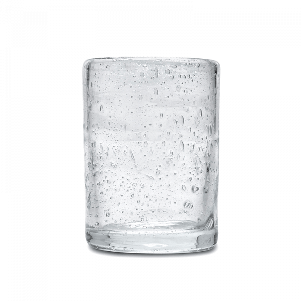 Bicchiere Hand-blown Textured Glasses, Set of 4