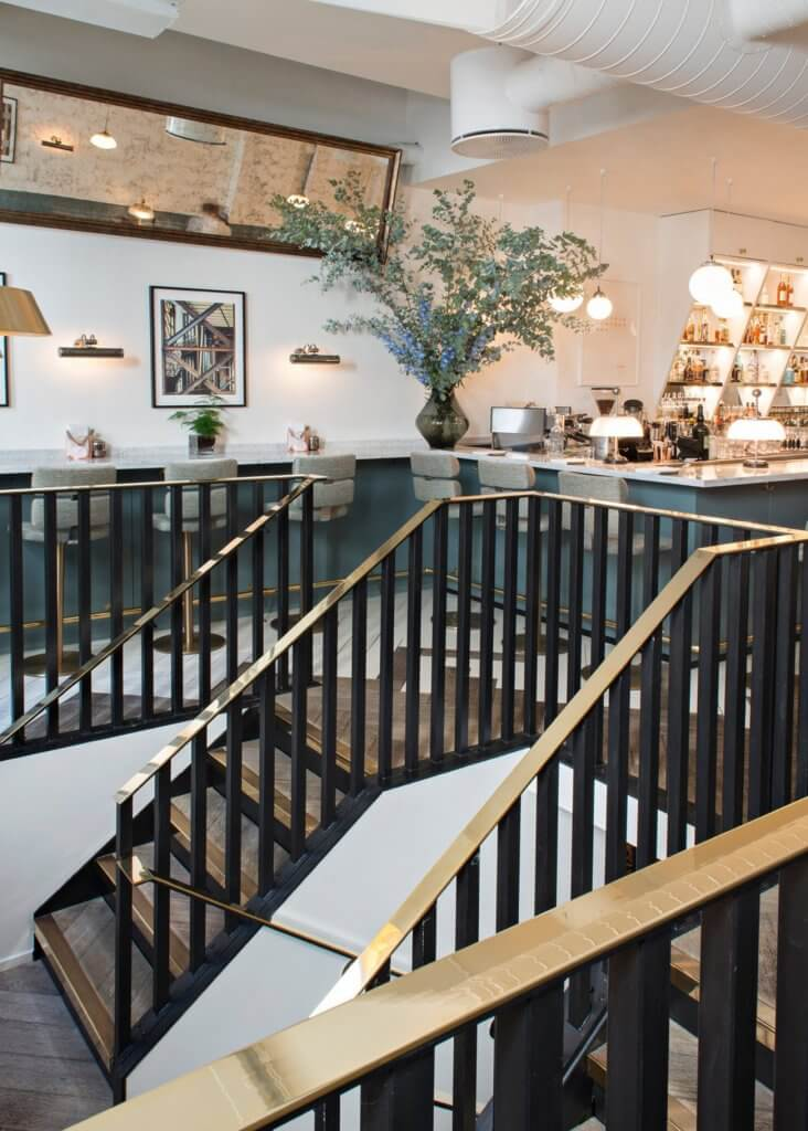 You've been served: The Frenchie in Covent Garden, London
