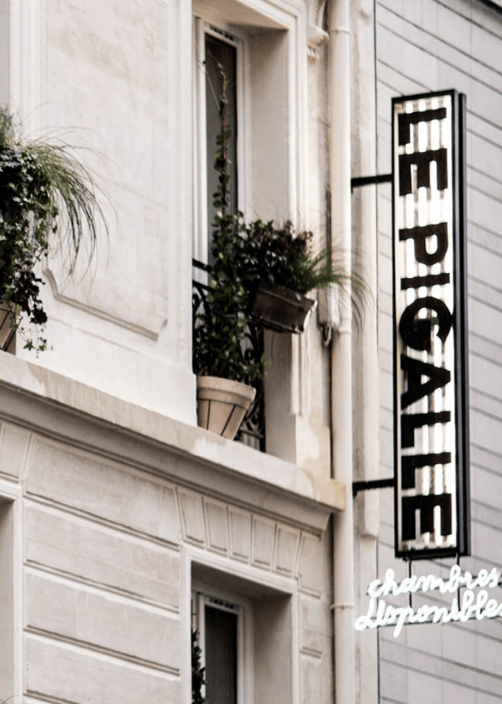 Make Yourself at Home: Review of Le Pigalle, Paris