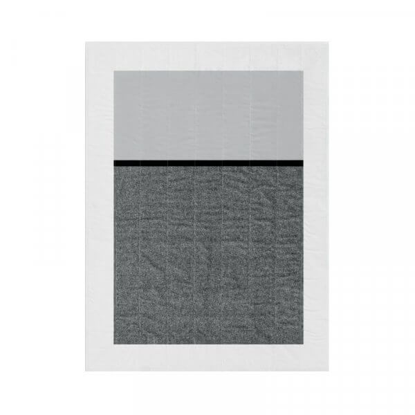 Louise Gray Throw Quilt No. 9
