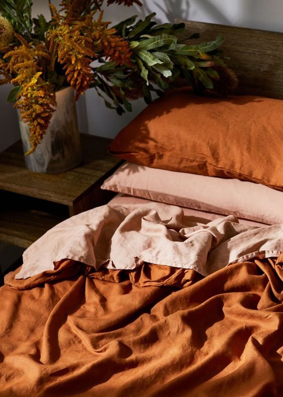 How to make your bedroom more cosy for winter