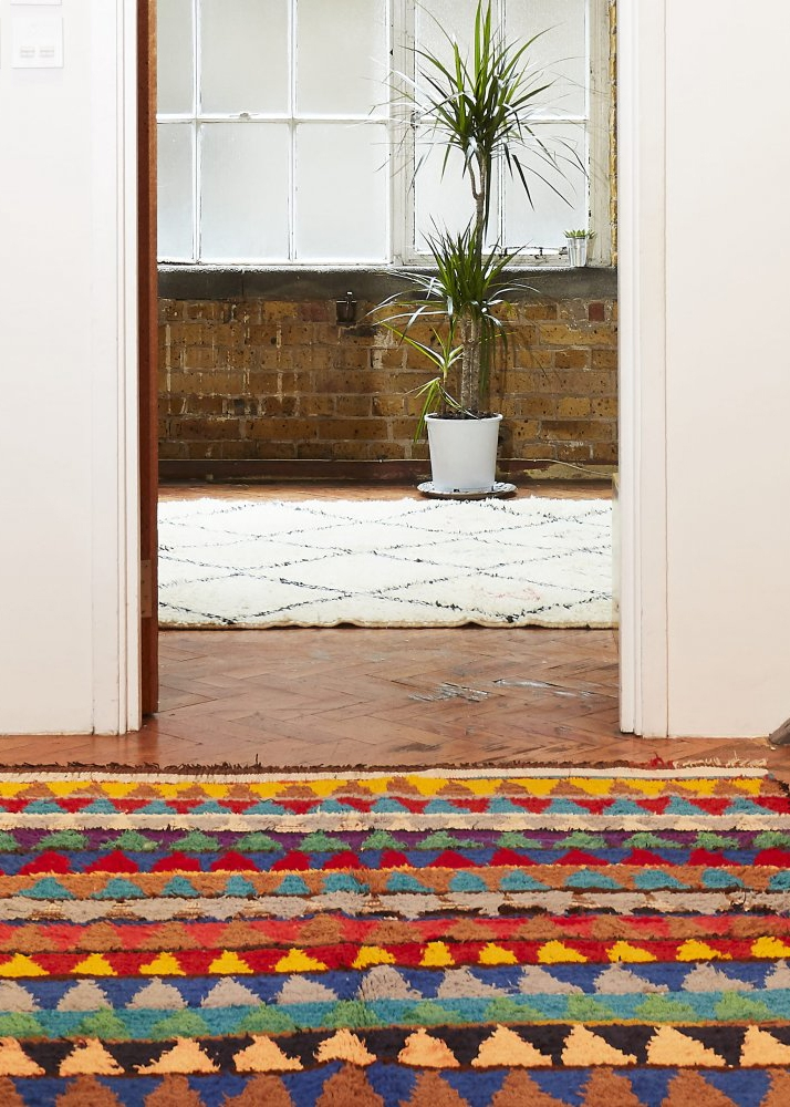 How to choose the perfect living room rug?
