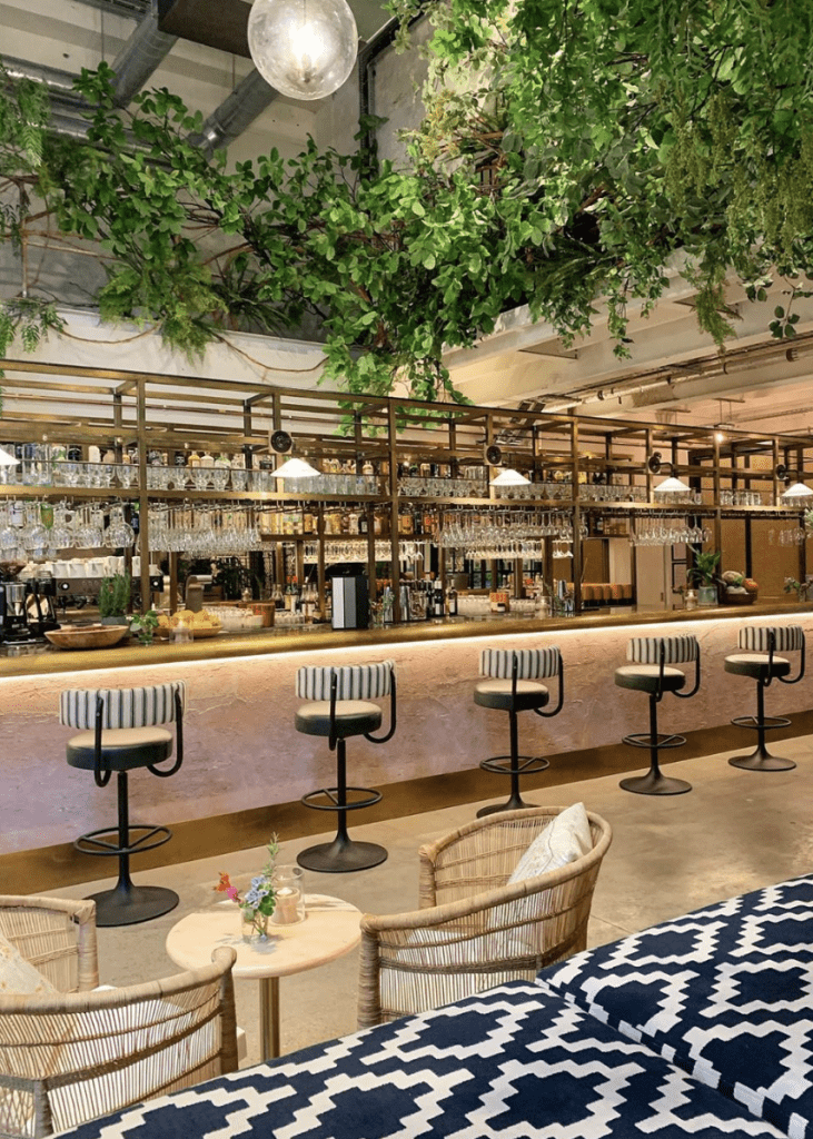 You've been served: Wild by Tart, London