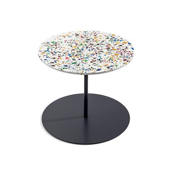 Gong Terrazzo Side Table