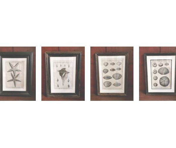 19th Century Engravings – Original Frames and Glasses