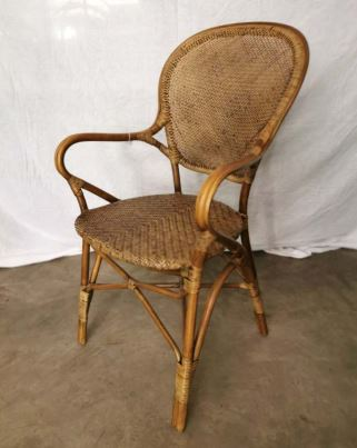 Vintage Chair with Armrests