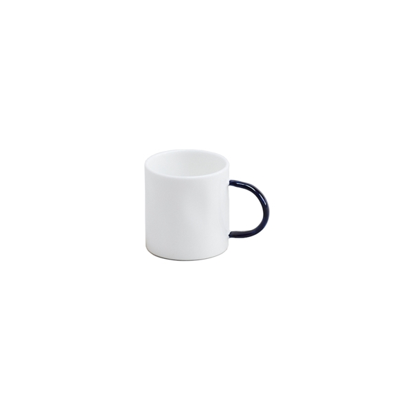 Cobalt Espresso Mugs, Set of 6