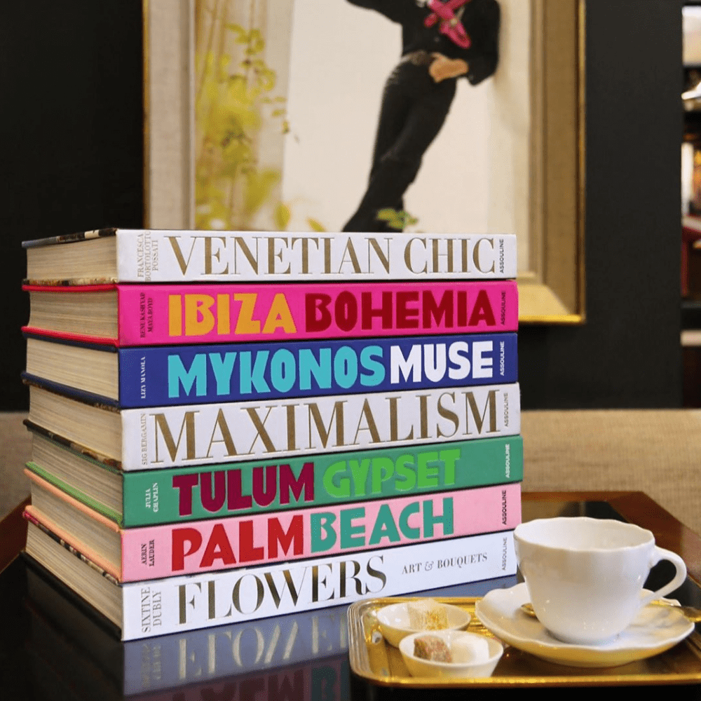 The Assouline Travel Collection