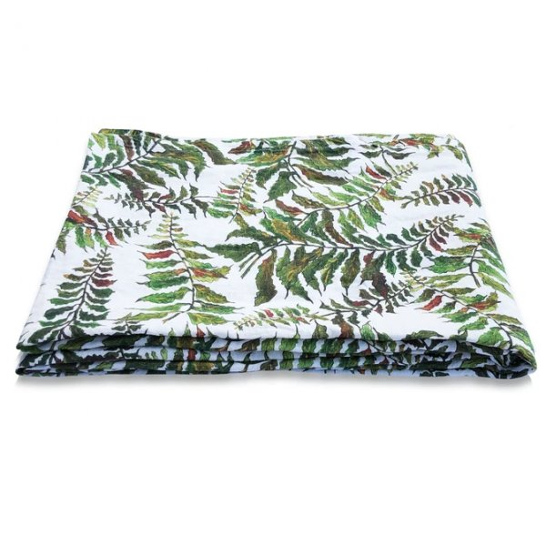 Fern Linen Table Cloth