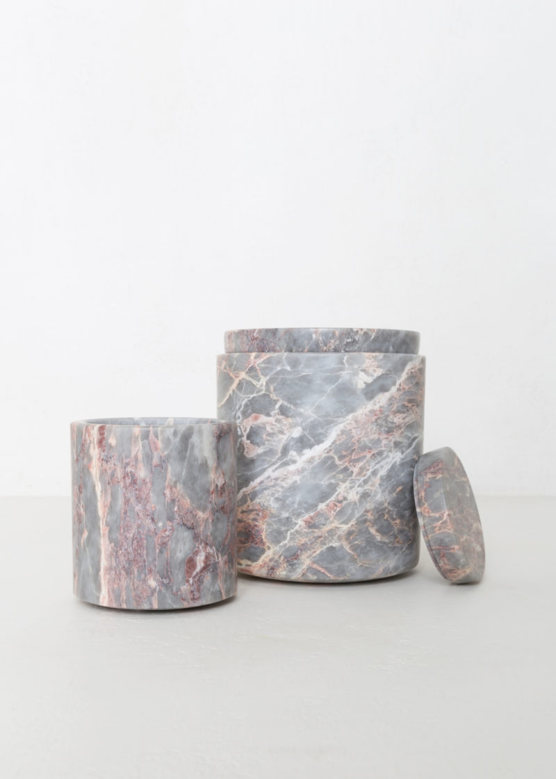 Large Marble Container