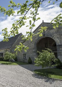 You've been served: The Ox Barn at Thyme, Cotswolds