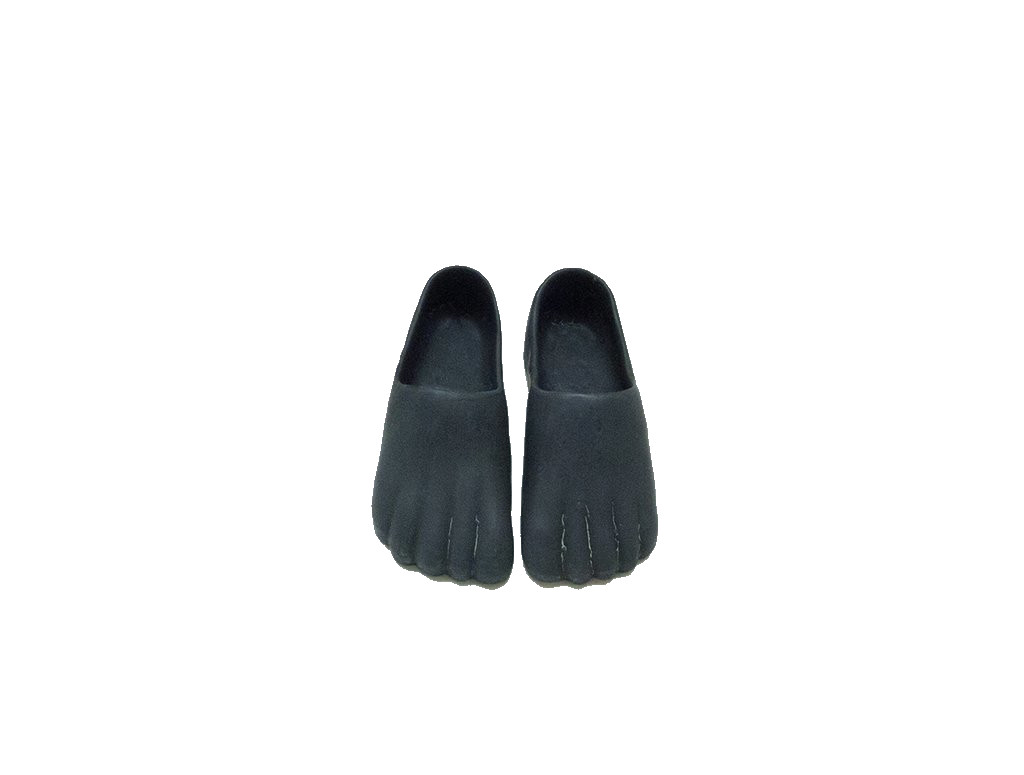 Terribly Transient Feet, Set of 2