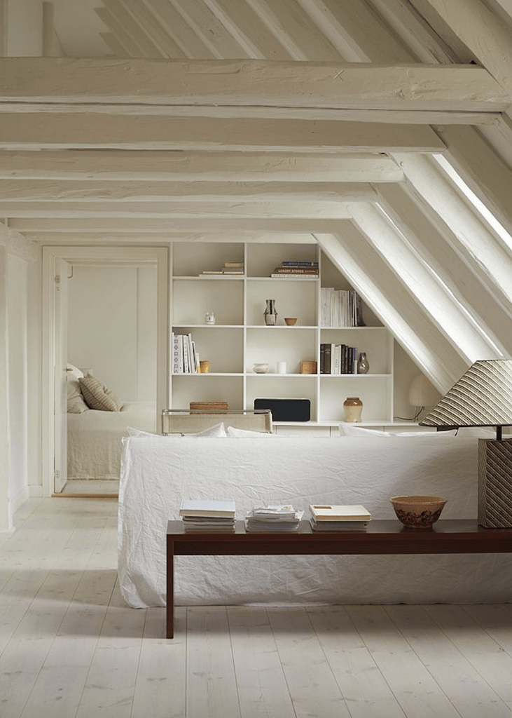 How to style a cream living room colour palette