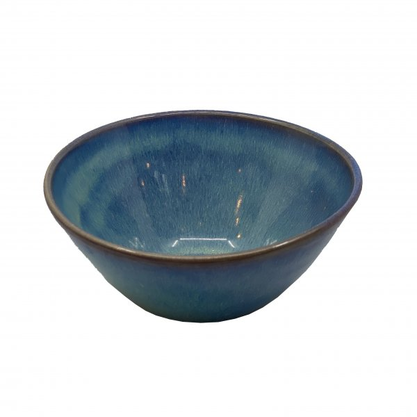 Forget Me Knot Shallow Dip Bowl
