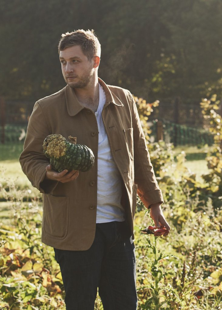 You've been Served: Charlie Hibbert, Head Chef at Thyme does Thanksgiving
