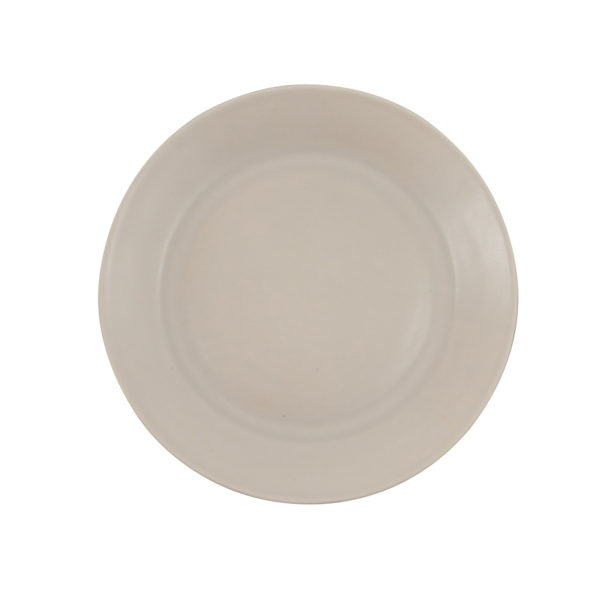 Matt Grey Ceramic Side Plate