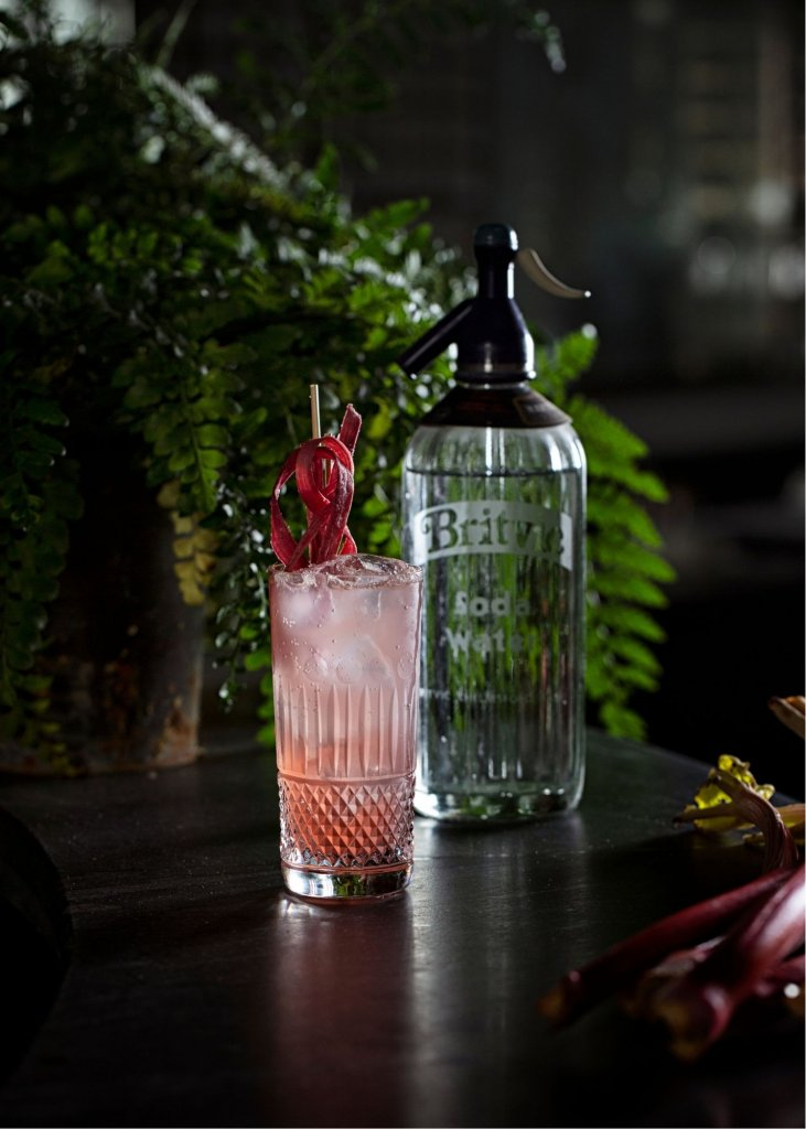 You've been served: Valentine's cocktail with Thyme