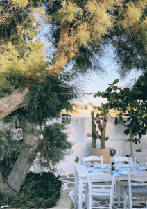 Destinations: Paros by Kalia Konstantinidou from Istoria and Parīlio Hotel