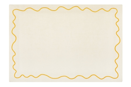 Sunny Label Placemat, Set of 2